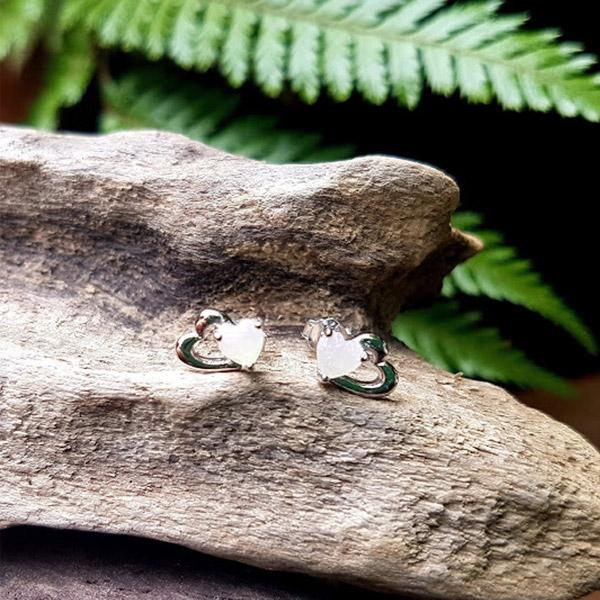 Keepsake Earrings: Crafted From 925 Sterling Silver